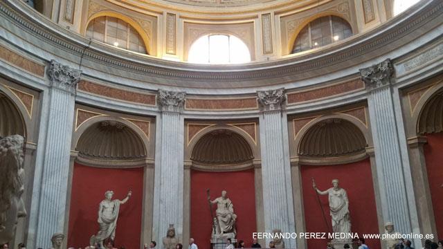 Musei Vaticani, Viale Vaticano, Roma, Italia 640w